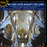 Produktbilde for My soul doth magnify the Lord: Anglican Evening Service (CD)