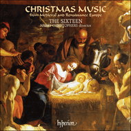 Produktbilde for Christmas Music from Medieval and Renaissance Europe (CD)