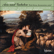Produktbilde for Handel: Acis & Galatea (CD)