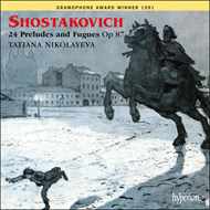 Produktbilde for Shostakovich: Preludes & Fugues (3CD)