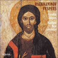 Produktbilde for Rachmaninov: Vespers (CD)