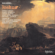 Produktbilde for Handel: Joshua (CD)