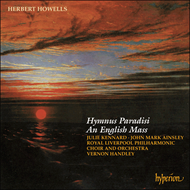 Produktbilde for Howells: Choral Works (CD)