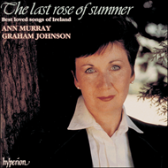 Produktbilde for The Last Rose of Summer (CD)