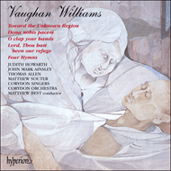 Produktbilde for Vaughan Williams: Choral Works (CD)