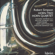 Produktbilde for Simpson: Chamber Works (CD)