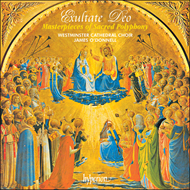 Produktbilde for Exultate Deo: Masterpieces of Sacred Polyphony (UK-import) (CD)