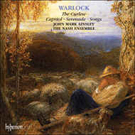 Produktbilde for Warlock: Chamber Works & Songs (CD)