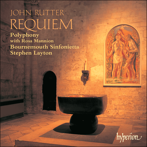 Rutter: Choral Works (CD)