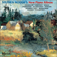 Produktbilde for Stephen Hough's New Piano Album (CD)