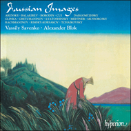 Produktbilde for Russian Images (CD)
