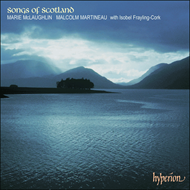 Produktbilde for Songs of Scotland (CD)