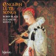 Produktbilde for English Lute Songs (CD)