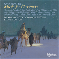 Produktbilde for Rutter Music for Christmas (CD)