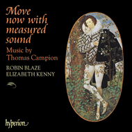 Produktbilde for Campion: Move Now With Measured Sound (CD)