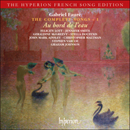 Produktbilde for Fauré: The Complete Songs, Vol 1 (CD)