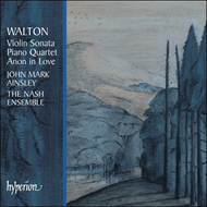 Produktbilde for Walton: Chamber Works (CD)
