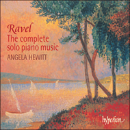 Produktbilde for Ravel: Complete Solo Piano Music (CD)