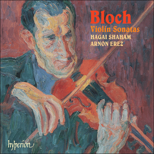 Bloch: Violin Sonatas (CD)