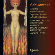 Produktbilde for Schwantner: Orchestral Works (CD)