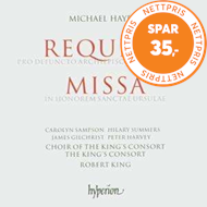 Produktbilde for Haydn: Requiem; Missa in honorem Sanctae Ursulae (CD)