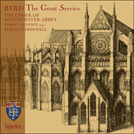 Produktbilde for Byrd: The Great Service; Anthems; Voluntaries (CD)