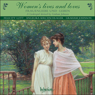 Produktbilde for Women's Lives and Loves (CD)