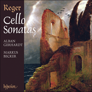 Produktbilde for Reger: Cello Sonatas and Suites (2CD)