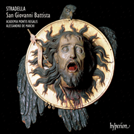 Produktbilde for Stradella: San Giovanni Battista (CD)