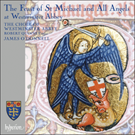 Produktbilde for The Feast of St. Michael and All Angels (CD)