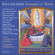 Produktbilde for Byrd: Assumpta est Maria, Byrd Edition Vol 12 (CD)