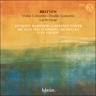 Produktbilde for Britten: Concertos (CD)
