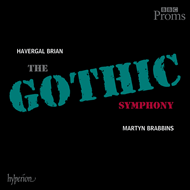 Produktbilde for Havergal Brian: The Gothic Symphony (CD)