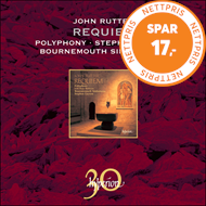 Produktbilde for Rutter: Requiem and Other Choral Works (CD)