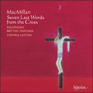 Produktbilde for MacMillan: Choral Works (SACD)