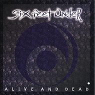 Produktbilde for Alive And Dead (CD)