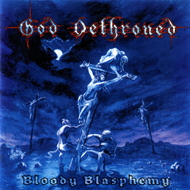 Produktbilde for Bloody Blasphemy (CD)