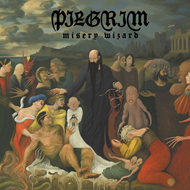 Produktbilde for Misery Wizard (CD)