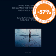 Produktbilde for Hindemith: Viola Sonatas (2CD)