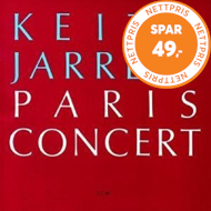 Produktbilde for Paris Concert (UK-import) (CD)