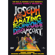 Produktbilde for Joseph And The Amazing Technicolor Dreamcoat (UK-import) (DVD)