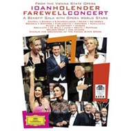 Produktbilde for Ioan Holender Farewell Concert (UK-import) (DVD)