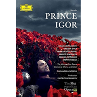 Produktbilde for Borodin: Prince Igor (UK-import) (DVD)