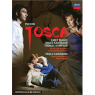 Produktbilde for Puccini: Tosca (UK-import) (DVD)