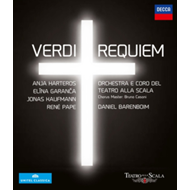 Produktbilde for Verdi: Requiem (UK-import) (BLU-RAY)