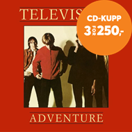 Produktbilde for Adventure (CD)