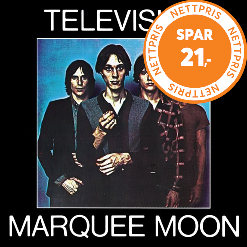 Marquee Moon (CD)
