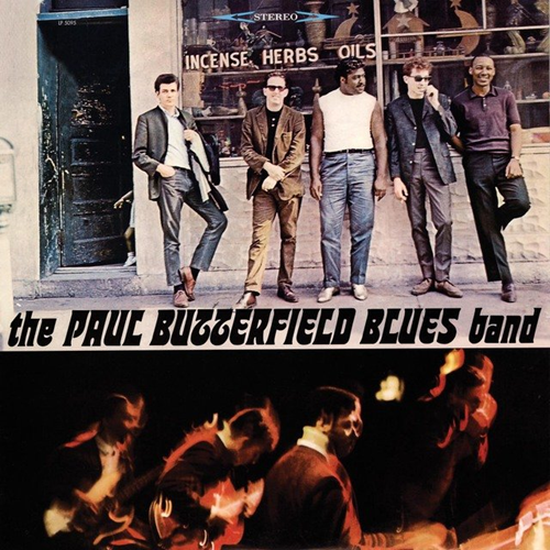 The Paul Butterfield Blues Band (USA-import) (CD)