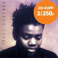 Produktbilde for Tracy Chapman (CD)