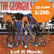 Produktbilde for Let It Rock: The Best Of The Georgia Satellites (CD)